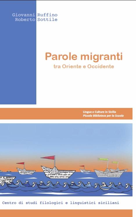 Book Cover: Parole migranti tra Oriente ed Occidente