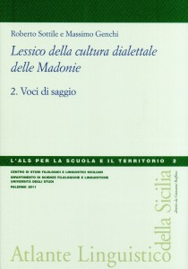 Book Cover: LESSICO DELLA CULTURA DIALETTALE DELLE MADONIE