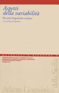 Book Cover: Aspetti della variabilità