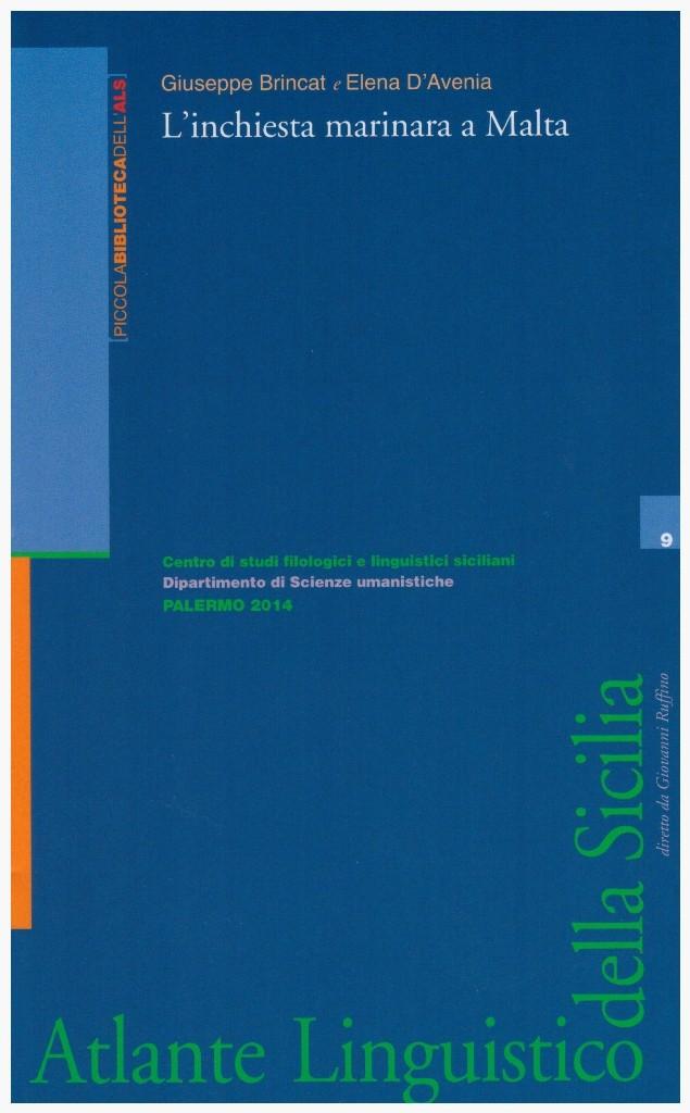 Book Cover: L'INCHIESTA MARINARA A MALTA