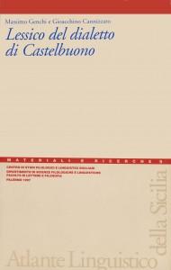 Book Cover: Lessico del dialetto di Castelbuono