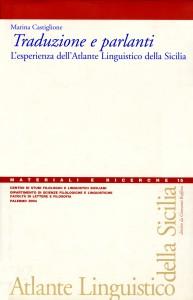 Book Cover: Traduzione e parlanti