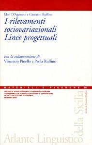 Book Cover: I rilevamenti sociovariazionali