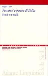 Book Cover: Pescatori e barche di Sicilia